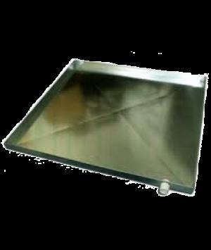 Secondary Drain Pan 30x66x2
