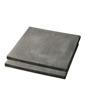 "Two 36"" x 36"" x 3"" Condenser Pads for Package Unit"