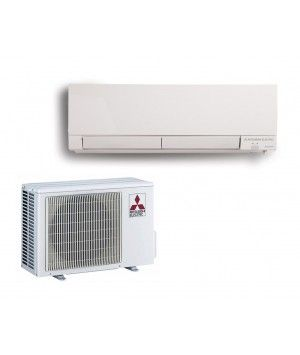 Mitsubishi 15,000 BTU Heat Pump Hyper Heat 22 SEER System