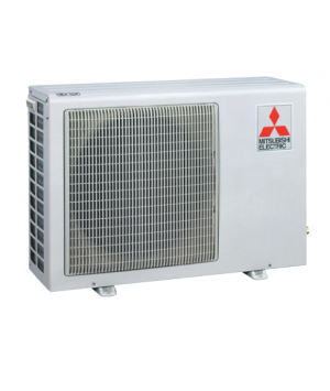 9K BTU Mitsubishi SUZKA  Heat Pump Outdoor Unit