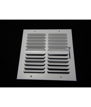 10x10 2-Way Stamped Grille