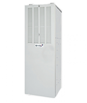 REVOLV 50K BTU 95% Gas Furnace for Maunfactured Home Downflow without coil cabinet - 08540003