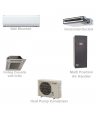 Mitsubishi Commercial Ductless Mini Split  System