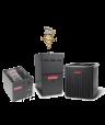 14 SEER Gas System