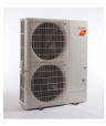 Mitsubishi 4 Zone Mini Split Ductless Heat Pump AC Condenser