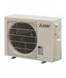 Mitsubishi Ductless Mini Split Air Conditioner Condenser