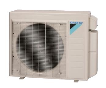 Daikin 3 Zone 24K BTU 18 SEER Heat Pump Condenser - 3MXS24NMVJU