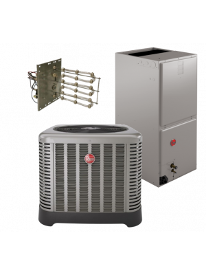 Rheem 14.5 SEER 3.5 Ton Heat Pump System