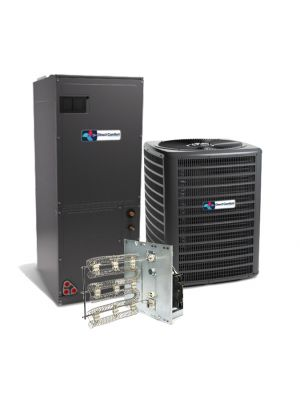 Direct Comfort 4.0 Ton 16 SEER Two Stage Air Conditioning System with Electric Heat