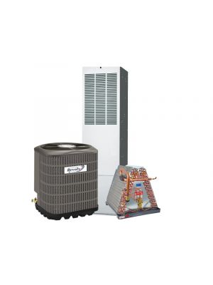 Revolv 4.0 Ton 14 SEER Heat Pump System for Mobile Home Downflow