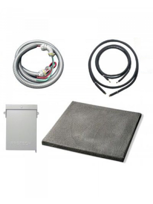 Installation Kit with Lineset for Ductless System (1-Zone)