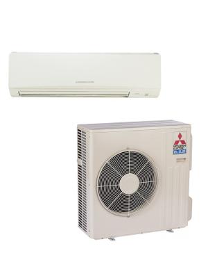 Mini Split AC Unit - Mitsubishi 30,000 BTU Ductless Cooling Only AC System - 16 SEER