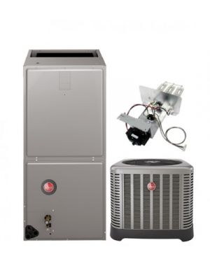 Rheem 15 SEER 4.0 Ton Electric Heat System