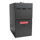Goodman Gas Furnace - 80,000 BTU 80% Natural Gas Or Propane Single Stage Upflow/Horizontal - GMES800804BN