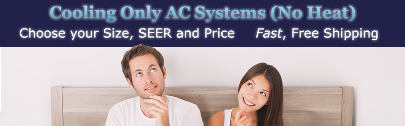 Straight Cool Air Conditioner Happy Couple Image