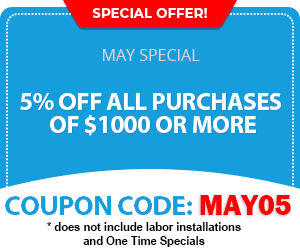 May's Savings Coupon Code MAY05