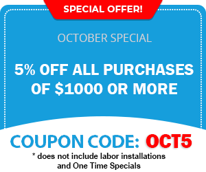 October's Savings Coupon Code OCT5