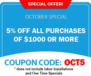 October's Savings Coupon Code OCT5