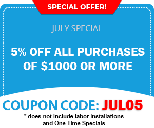 July's Savings Coupon Code JUL05