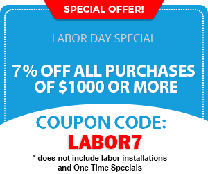 Labor Day Coupon Code LABOR7