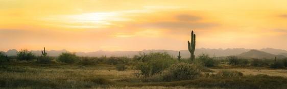 3.5 ton AC unit - image of a hot desert