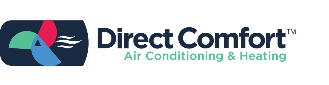 Direct Comfort electric furnace logo graphic